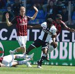 Hasil Liga Italia: AC Milan Diredam Parma 1-1
