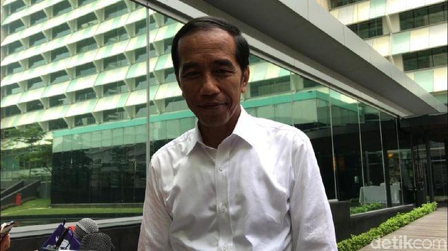 Berita Jokowi Bertemu AHY dan Zulkifli Hasan Hari ini di Istana Bogor Jumat 20 September 2019