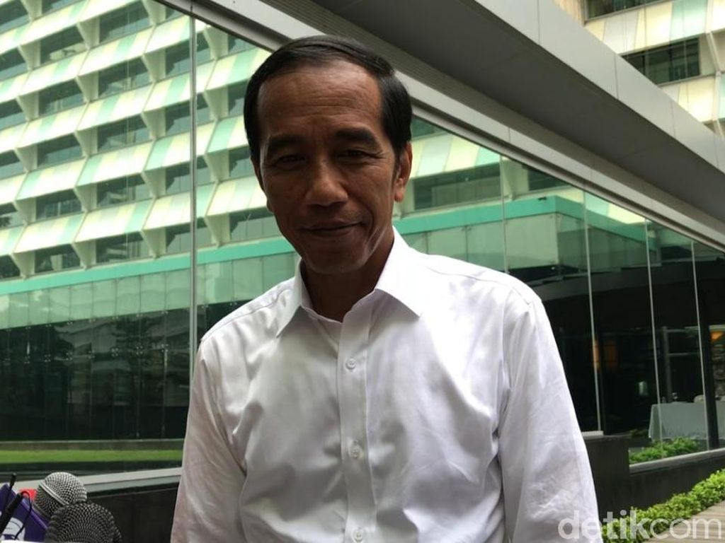 Jokowi Bertemu AHY dan Zulkifli Hasan Hari ini di Istana Bogor
