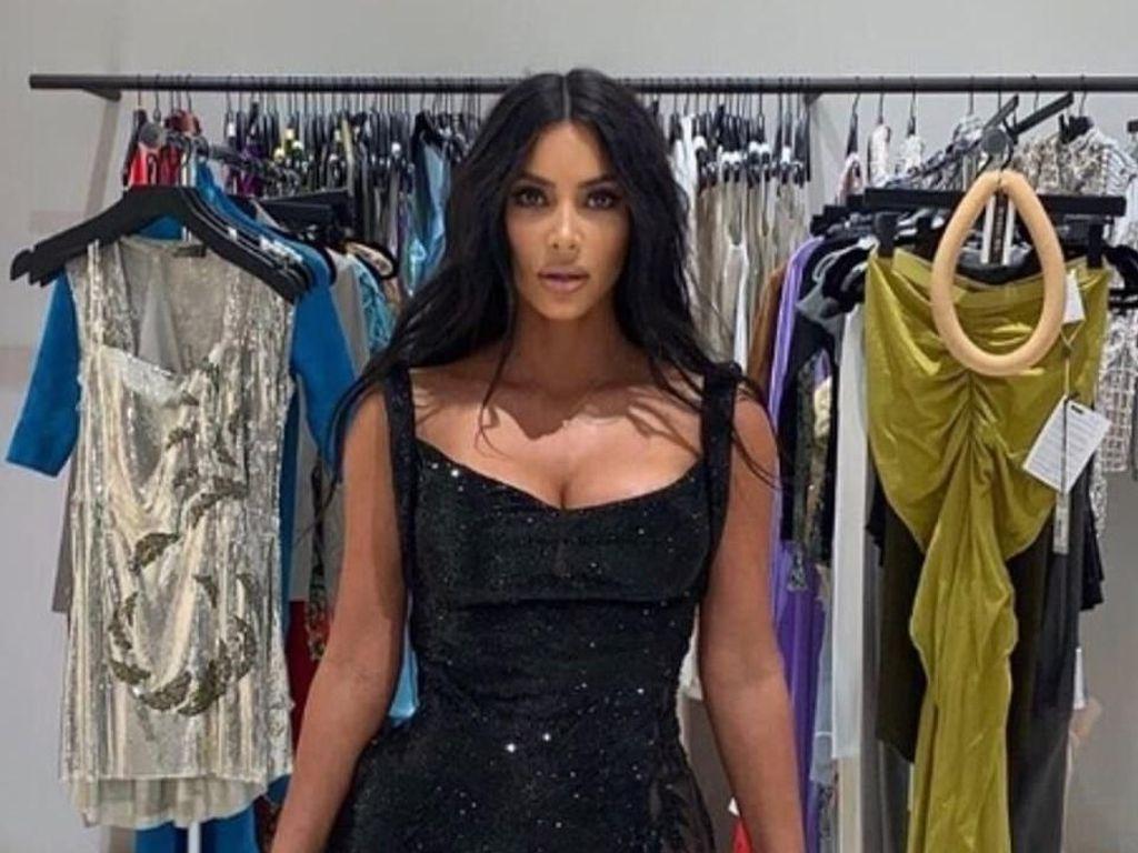 Sempat Dihujat Karena Kerja Bareng Donald Trump, Kim Kardashian Kini Dipuji