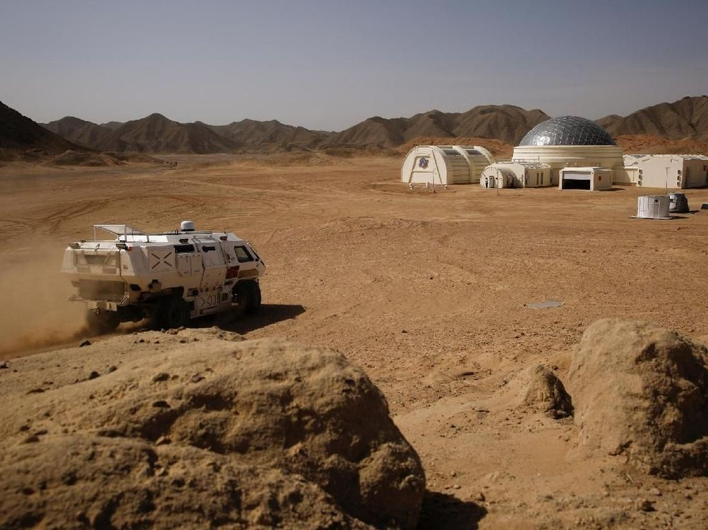 Foto: Planet Mars Made In China