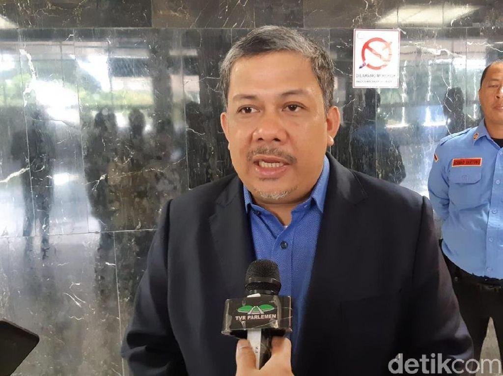 Fahri Tolak Rencana Pemindahan Ibu Kota: Jakarta Terlalu Bersejarah