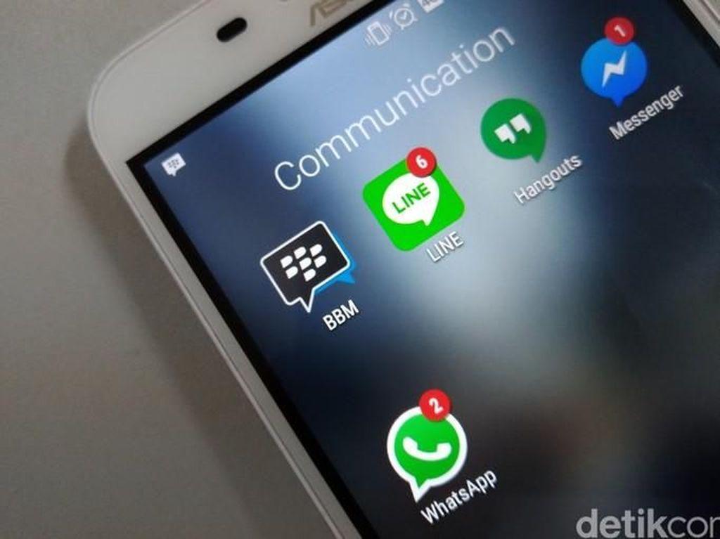 Mungkinkah WhatsApp Bernasib Buruk Seperti BBM?