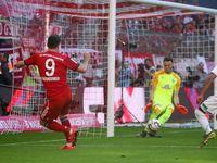 Hasil Liga Jerman: Bayern Susah Payah Kalahkan 10 Pemain Werder Bremen