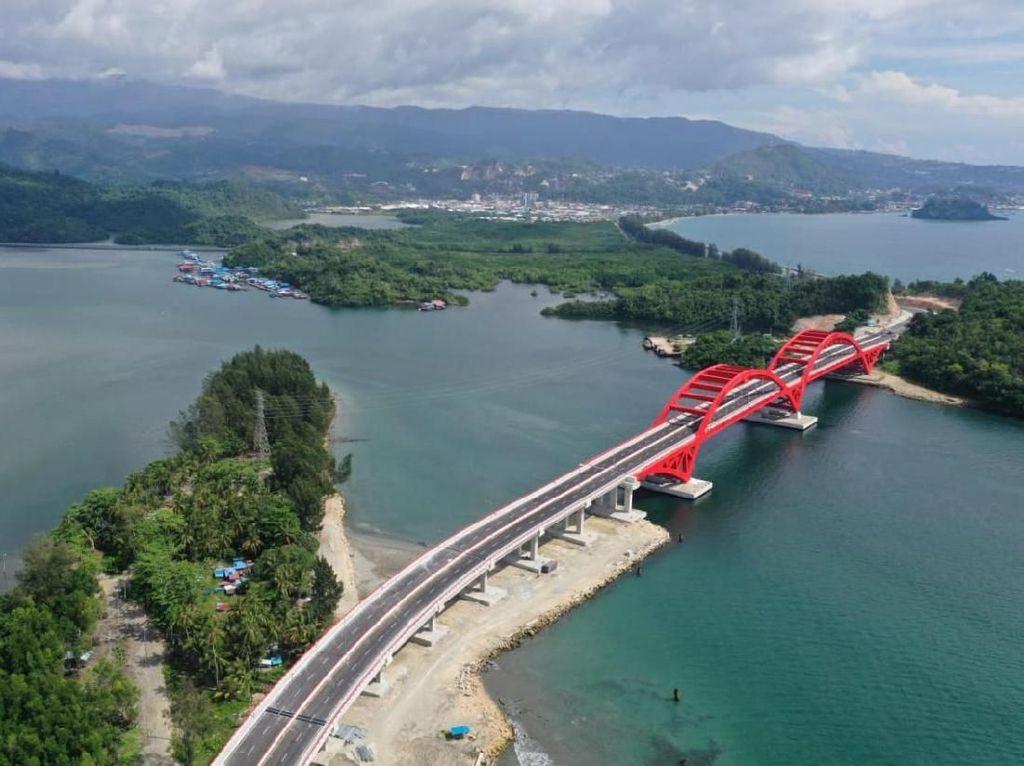 Lokasi Istana Presiden RI di Papua 15 Menit Lewat Jembatan Holtekamp