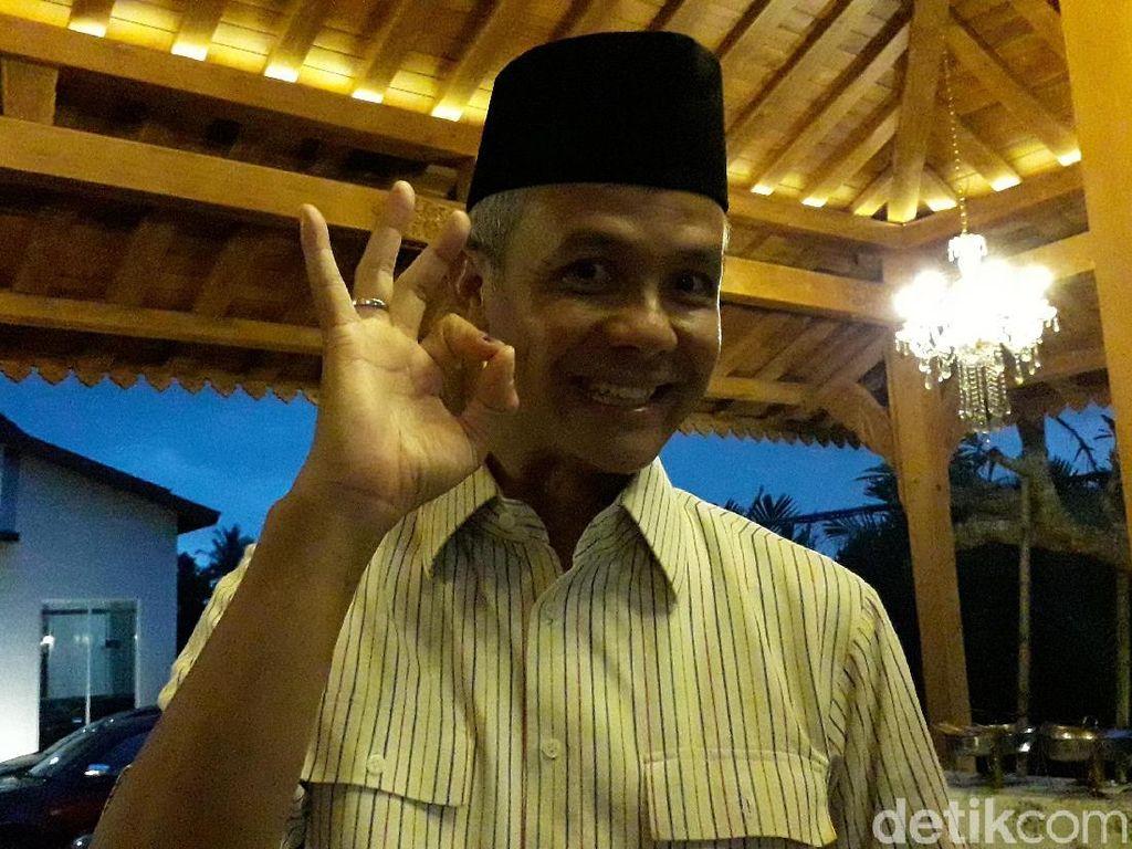 Survei Capres Versi SMRC: Ganjar Teratas, Disusul Prabowo dan Anies