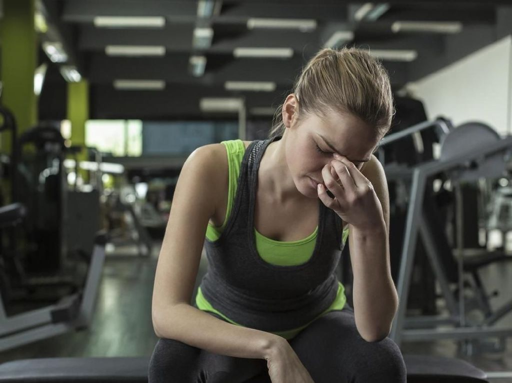 Mendadak Sakit Kepala Saat Olahraga? Ini 4 Tips Menghadapinya