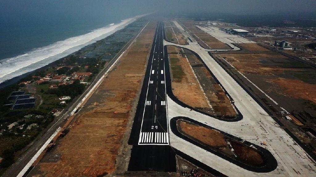 Mantul! Penampakan Terkini Bandara Kulon Progo