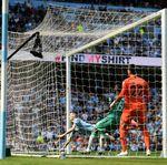 Babak Pertama Usai, City Ungguli Spurs 1-0