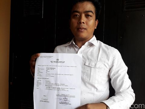 Patrich Wanggai Dilaporkan ke Polisi Atas Dugaan Penganiayaan