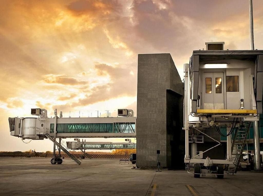 Bandara Kulon Progo akan Terkoneksi KRL