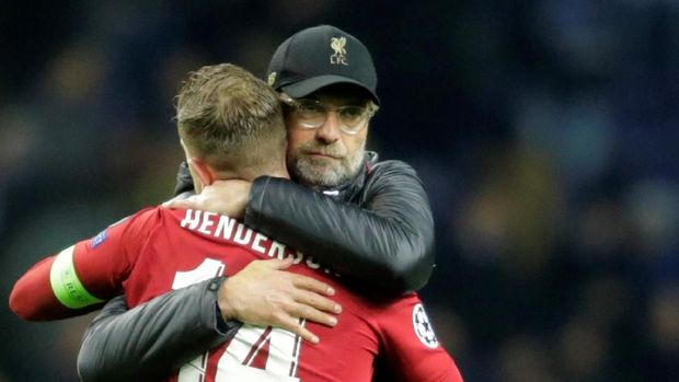 Juergen Klopp membentuk tim Liverpool yang luar biasa musim ini