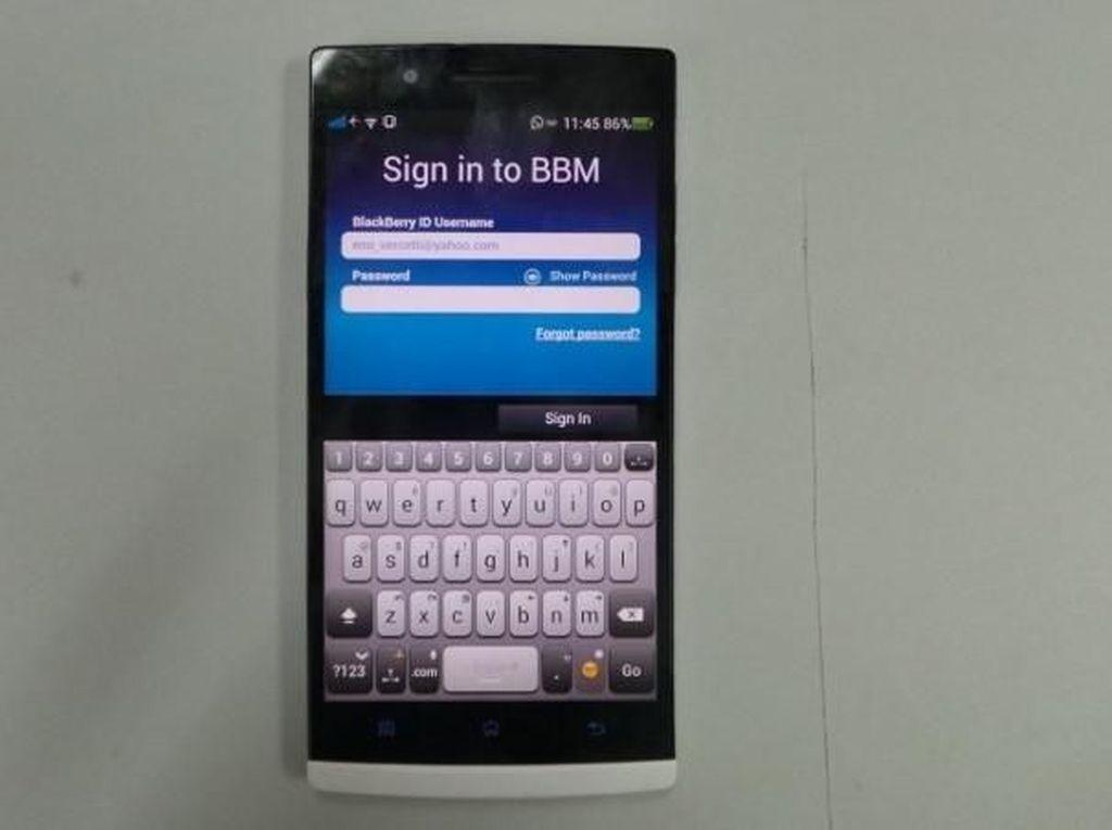 Inikah Momen yang Hancurkan BlackBerry Messenger?