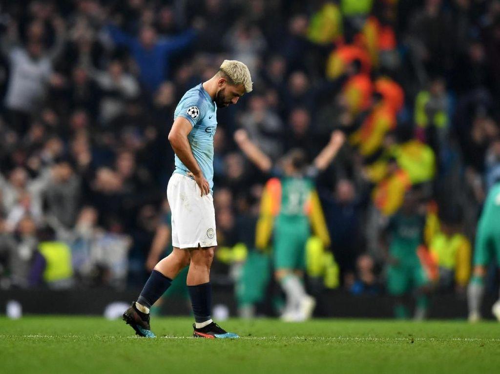 Guardiola Tentang Perihnya Kandas di Liga Champions dan Pesannya ke Pemain