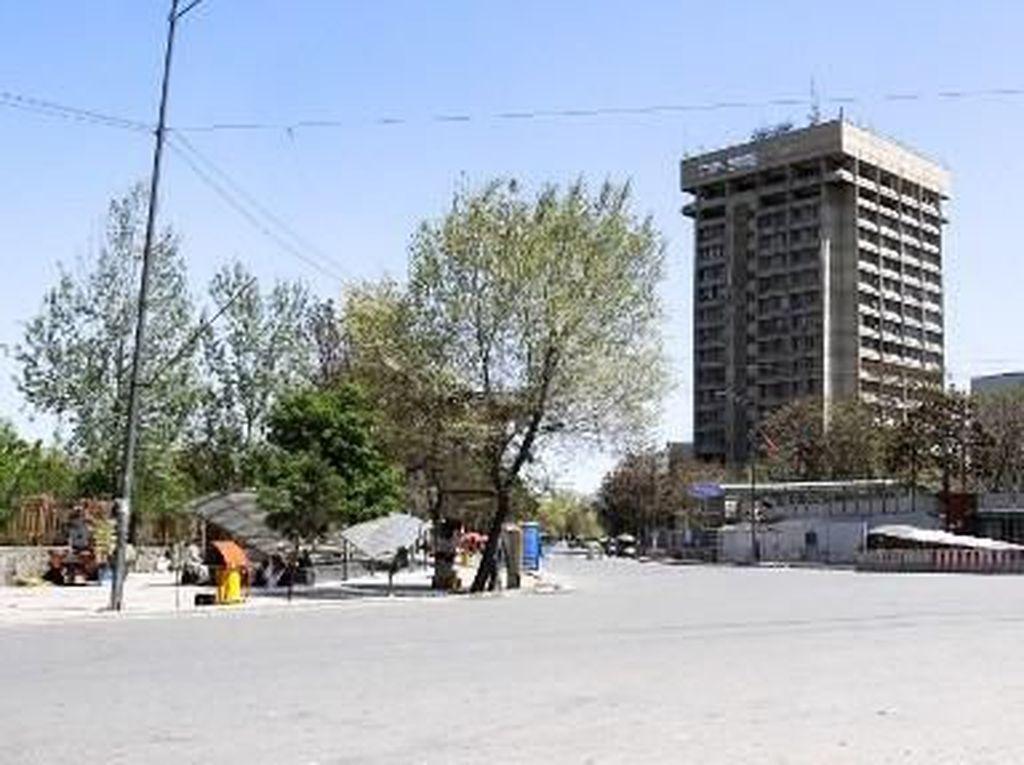 Kementerian Komunikasi Afghanistan Diserang, 7 Orang Tewas