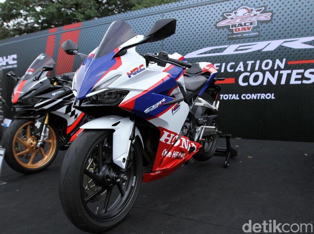 Satu Juta Unit Motor Honda Terjual Selama Triwulan Pertama 2019