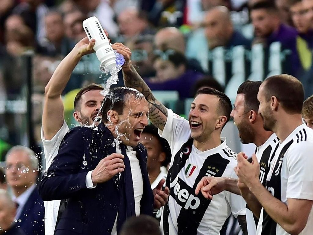 Sudah Monopoli Scudetto, Juventus Kapan Juara Liga Champions?