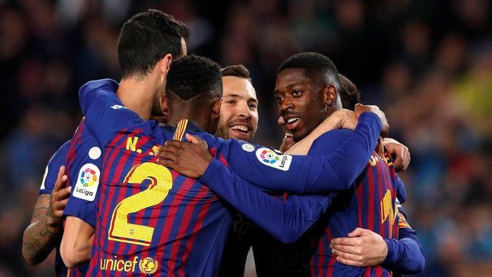 Ada Tiga Skenario Agar Barcelona Bisa Mengunci Titel Juara Liga Spanyol Dini Hari Nanti