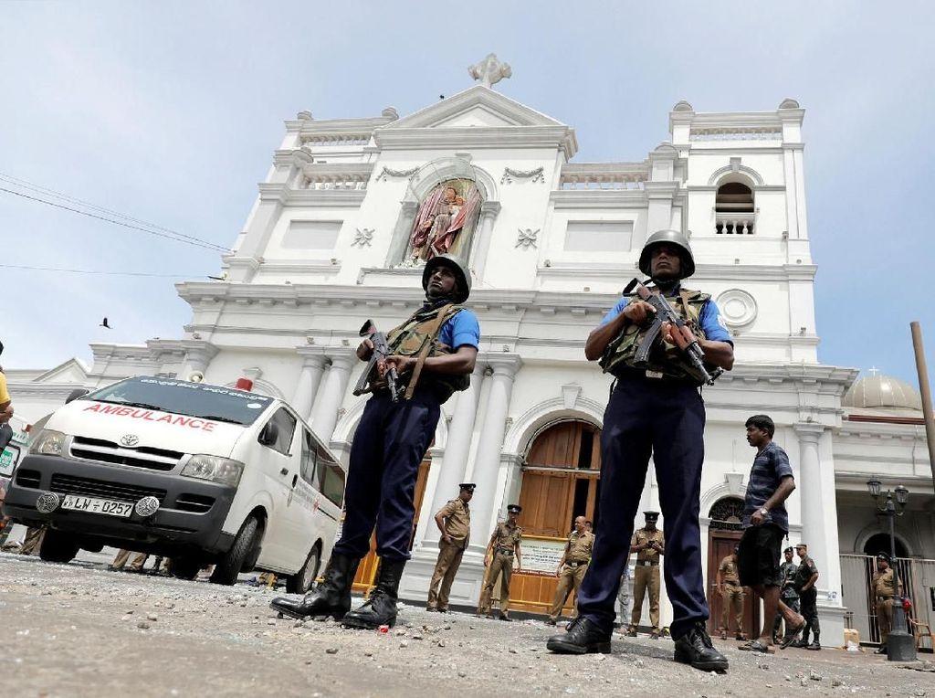 Abaikan Peringatan Bom Paskah, Eks Menhan Sri Lanka Terancam Diadili