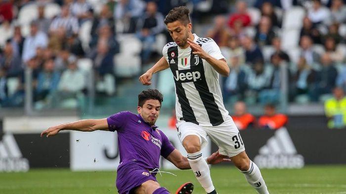 Rodrigo Bentancur mendapat perpanjang kontrak selama dua musim di Juventus hingga 2024 (Foto: Giampiero Sposito/Getty Images)