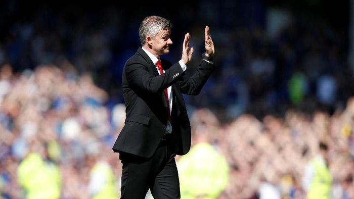 Manajer Manchester United, Ole Gunnar Solskjaer. (Foto: Andrew Yates/Reuters)