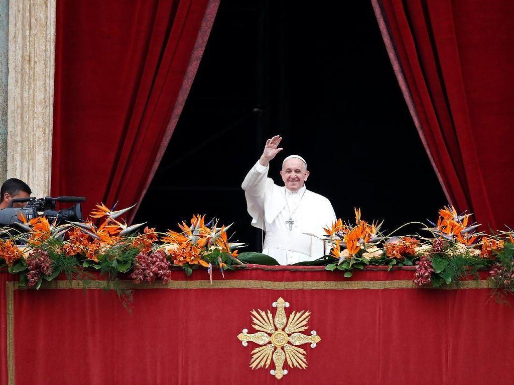 Skandal Pelanggaran Keuangan Bocor, Bodyguard Paus Mengundurkan Diri