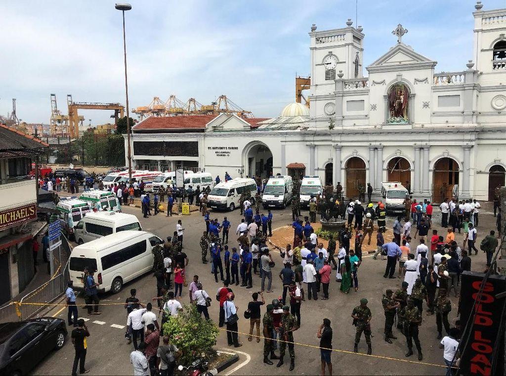 Insan Seelawan, Pelaku Bom Bunuh Diri Sri Lanka Sempat Dikira WNI