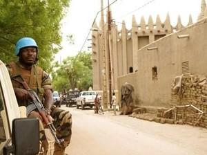 Satu Pasukan Perdamaian PBB Terbunuh di Mali, Tujuh Luka-luka