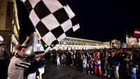 Perayaan Juara Juventus di Pusat Kota Turin Sepi?