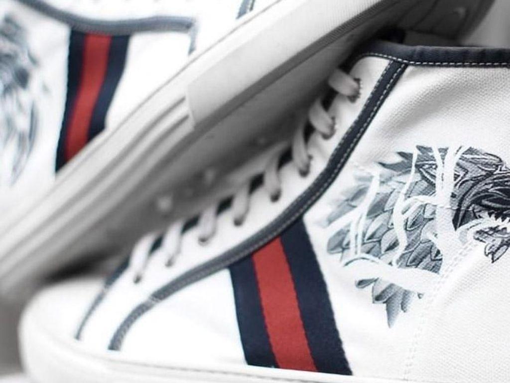 Banyak Orang Rela Bayar Mahal Demi Modifikasi Sepatu