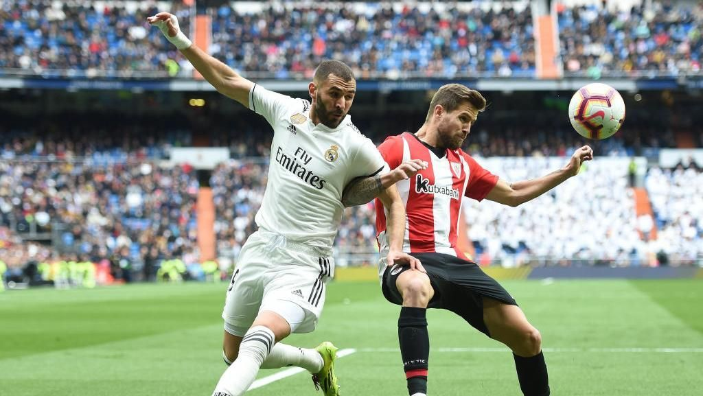 Benzema Unstoppable