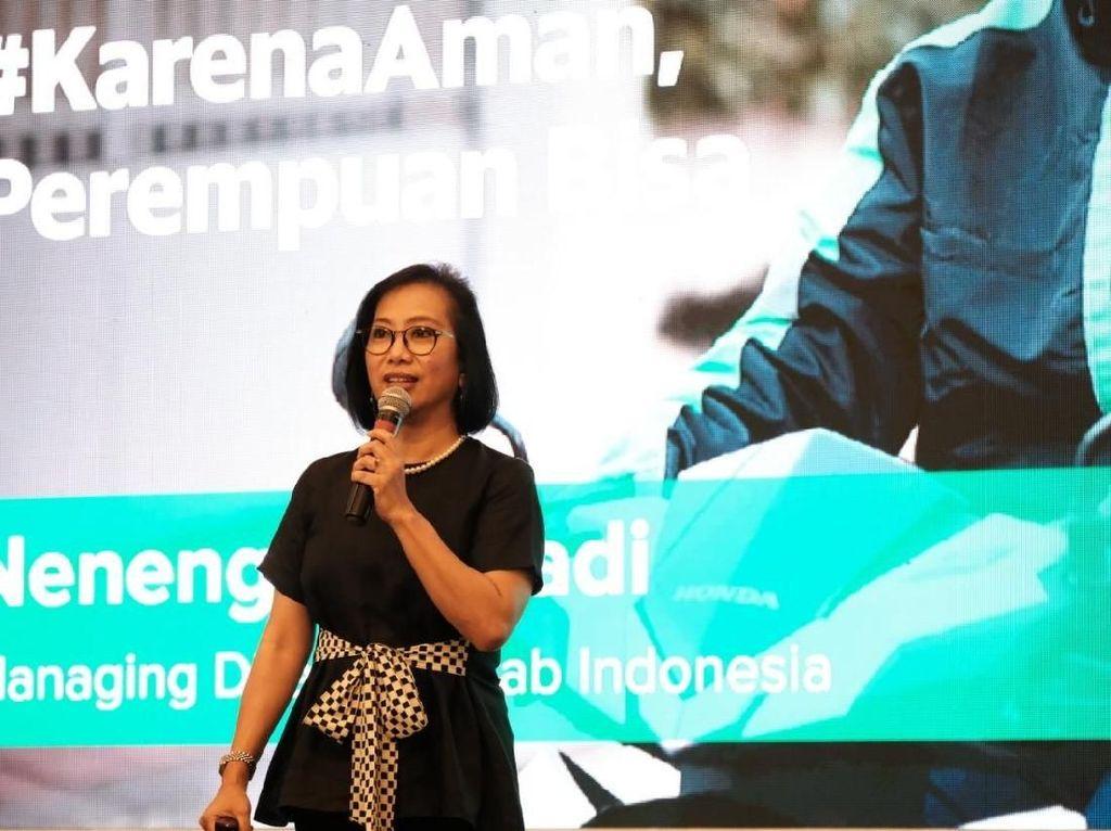 Kata Bos Grab Indonesia soal Pemberdayaan Perempuan