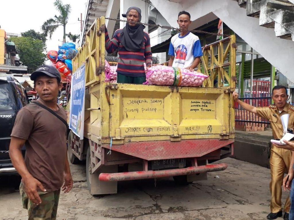 Bawang Putih di Palembang Rp 52.000/Kg, Operasi Pasar Digelar