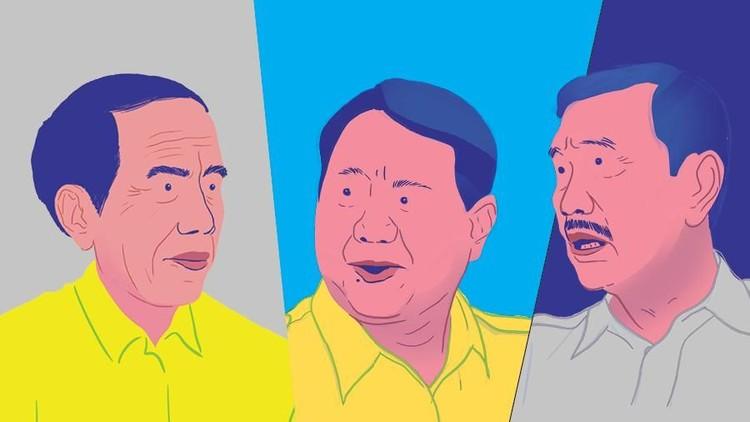 Jokowi Menunggu Prabowo