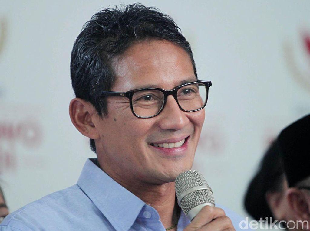 Bicara Bisnis di Depan Mahasiswa, Sandiaga: Just Do It!
