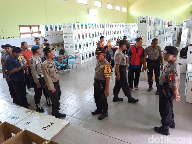 Polisi Trenggalek Ancam Bubarkan Euforia Kemenangan Pemilu