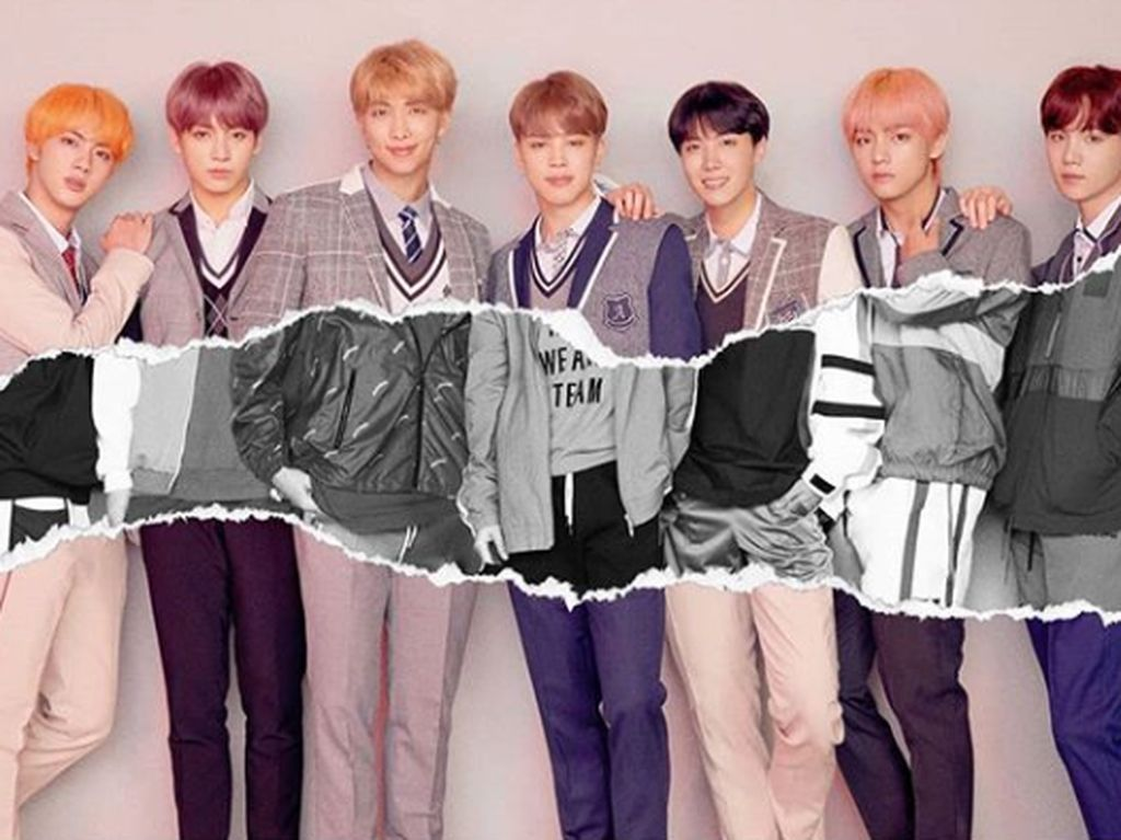 Celana Dalam Cewek Bergambar BTS Dijual Ilegal, Manajemen Marah