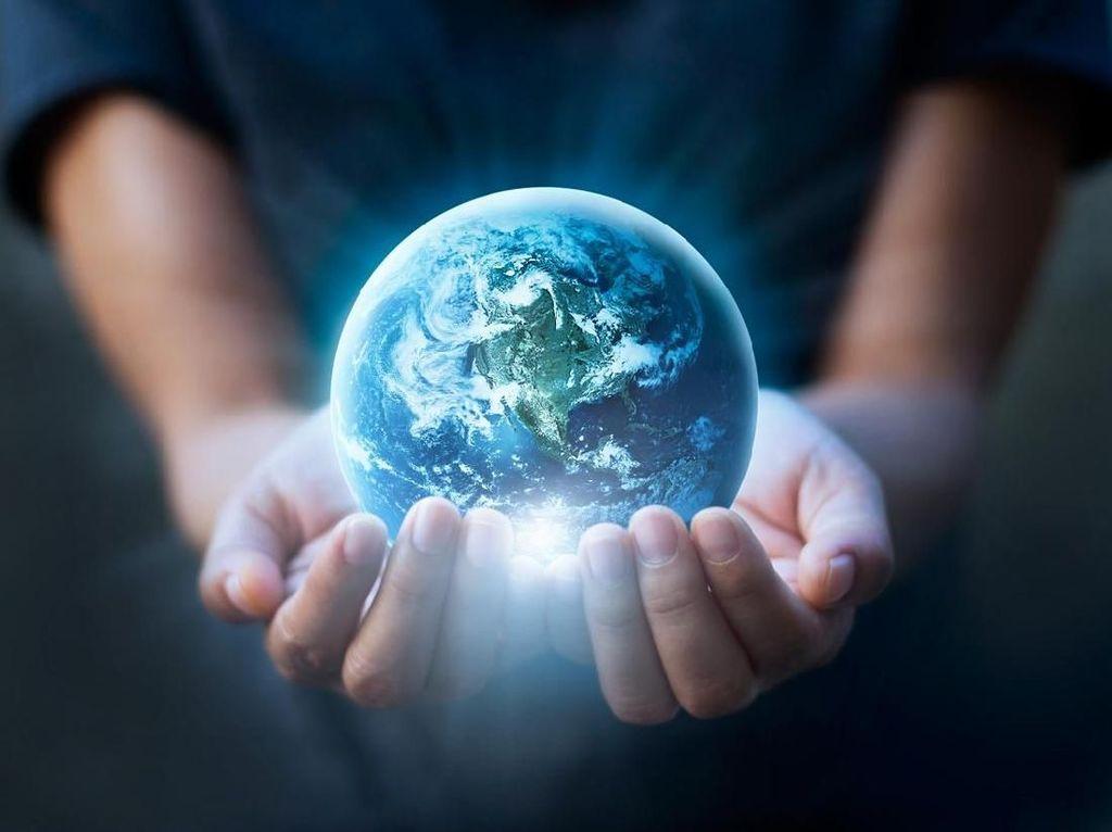 Hari Bumi 2020 yang Inginkan Masyarakat Bergerak Atasi Perubahan Iklim