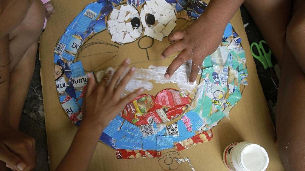 Potret Perayaan Hari Bumi di berbagai Daerah Indonesia