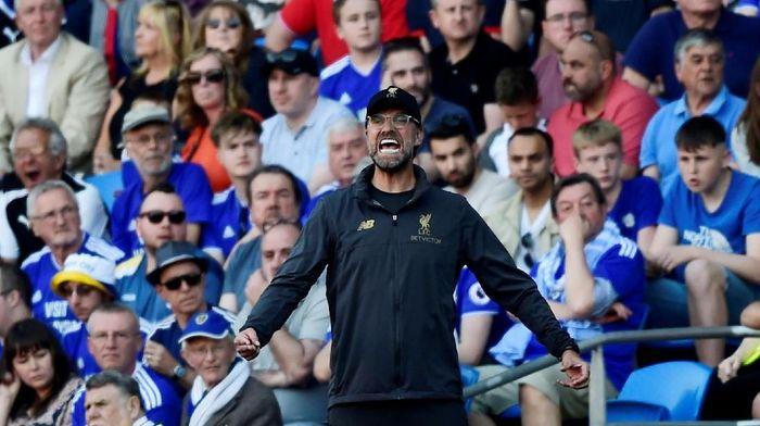 Manajer Liverpool, Juergen Klopp. (Foto: Rebecca Naden/Reutres)