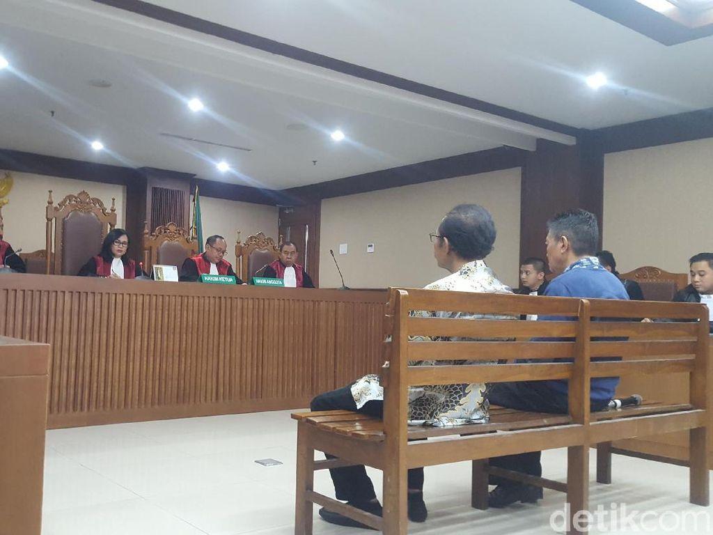 Kasus Dagang Perkara, 2 Hakim PN Jaksel Didakwa Terima Suap Ratusan Juta