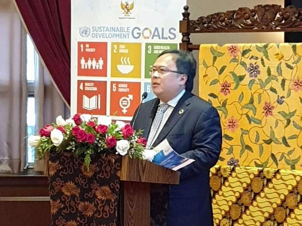 Komitmen Indonesia dalam Program SDGs