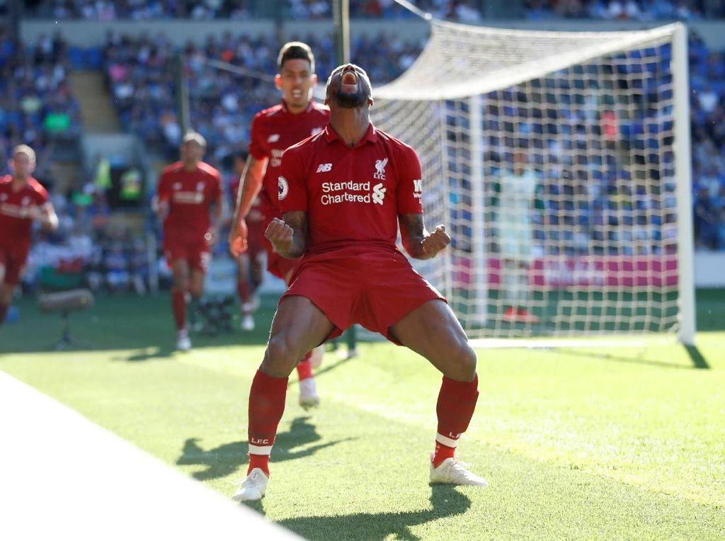 Gol Wijnaldum yang Melegakan Liverpool