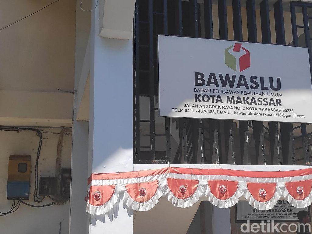 Duh! Ketua RW di Makassar Ketahuan Nyoblos 2 Kali