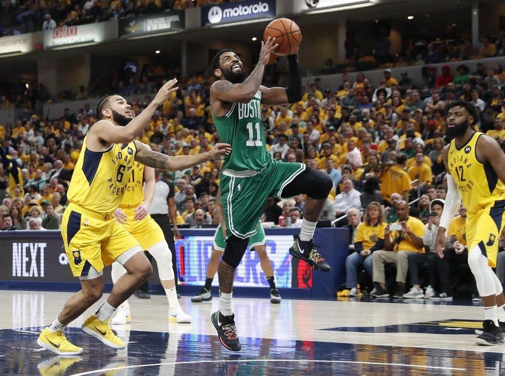 Hasil NBA: Sapu Bersih Pacers, Celtics ke Semifinal Playoff