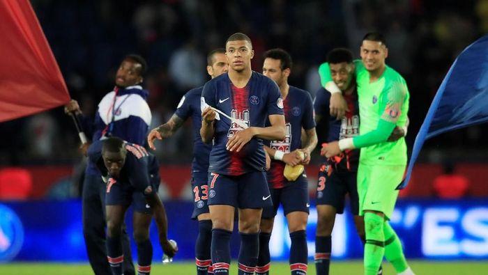 Paris St-Germain dituntut bisa berprestasi juga di level Eropa (Gonzalo Fuentes/Reuters)