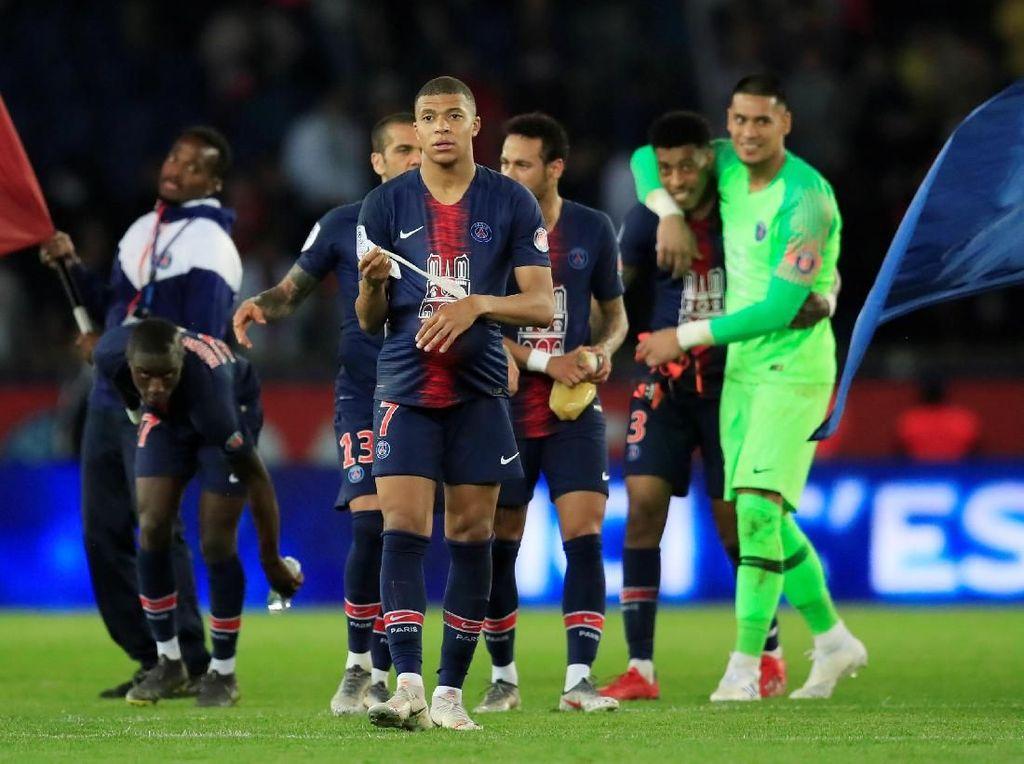 PSG: Jangan Ligue 1 Melulu, Liga Champions Juga Dong