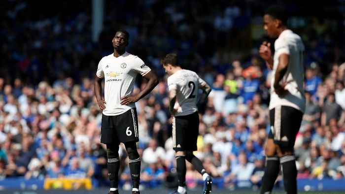 Manchester United dituntut tak kalah gigih dari Manchester City. (Foto: Andrew Yates/Reuters)