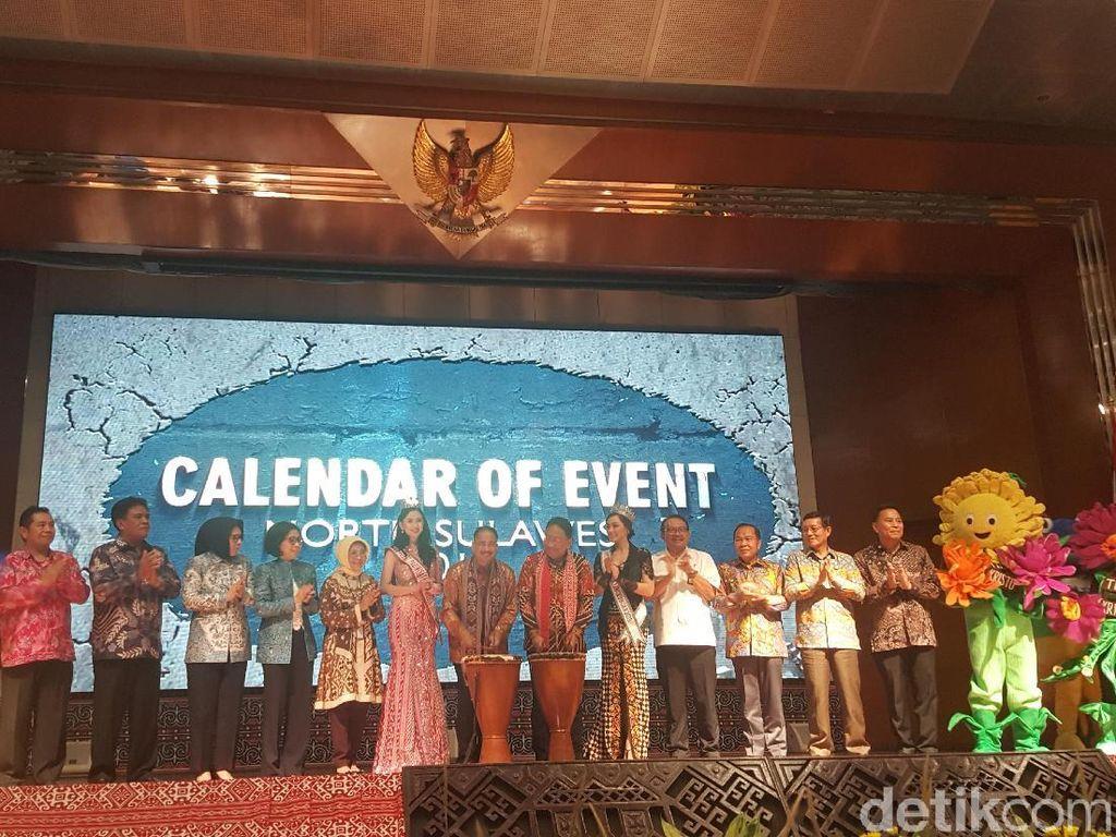 Turis China Paling Banyak Datang ke Sulawesi Utara