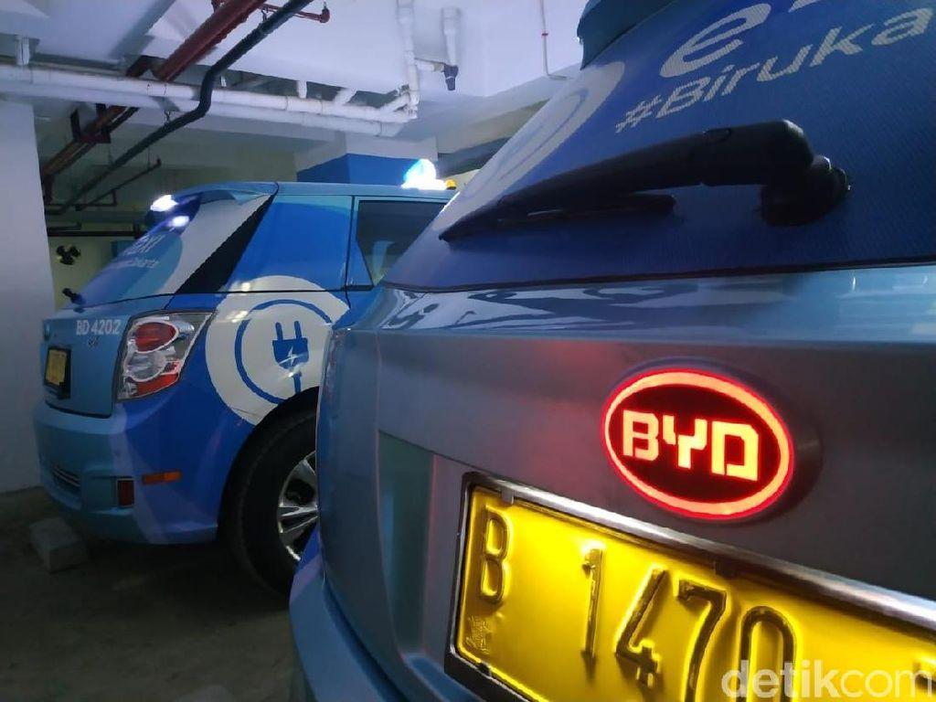 Gaikindo Tunggu Keseriusan BYD Bawa Mobil Listrik ke RI